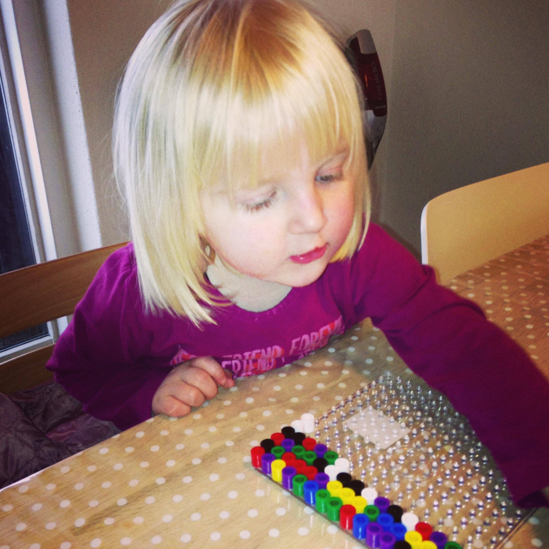 Bisserøv Hama Kreativt barn